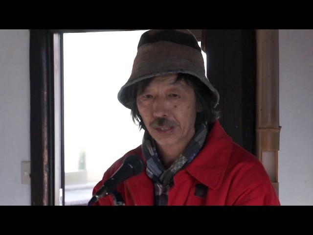 原 健吾[今日の反核反戦展2018:リレートーク]