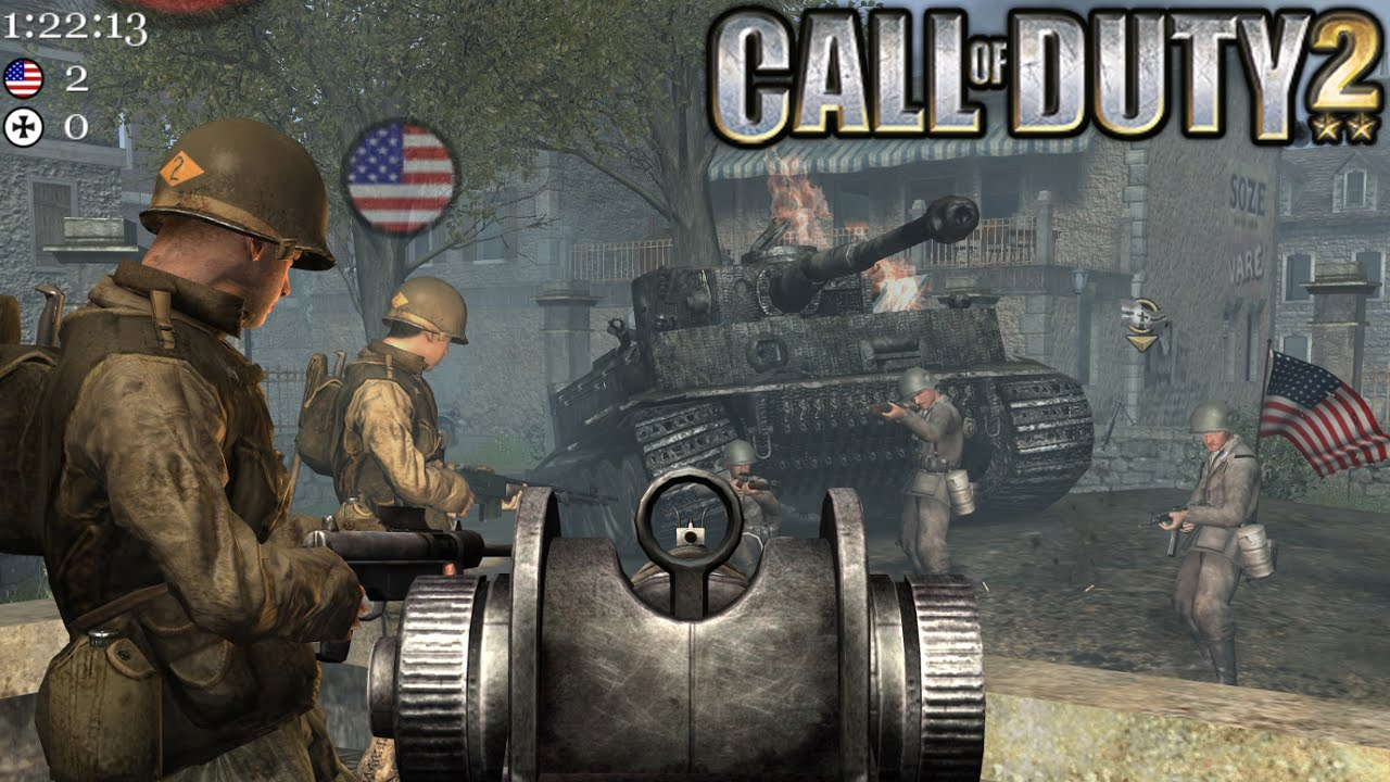 Download call of duty 2 2009 – windows.