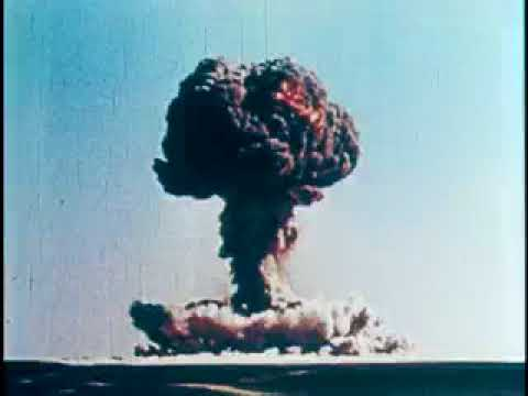 China's First Three Nuclear Tests, Primitive, Barbaric, Crude but Brave to say the Least