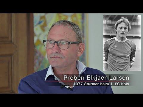 """Preben Elkjaer Larsen in """"Das Double 1977/78″ – """"Das stimmt nicht, Herr Weisweiler"""""""