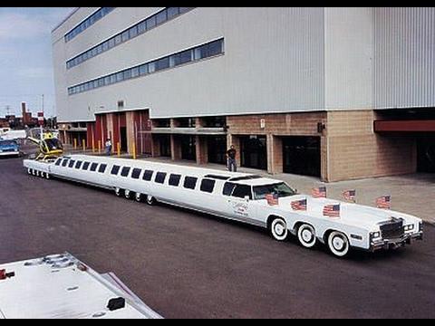 Teuerste limousine der welt  Die 5 Größten Fahrzeuge der Welt - YouTube