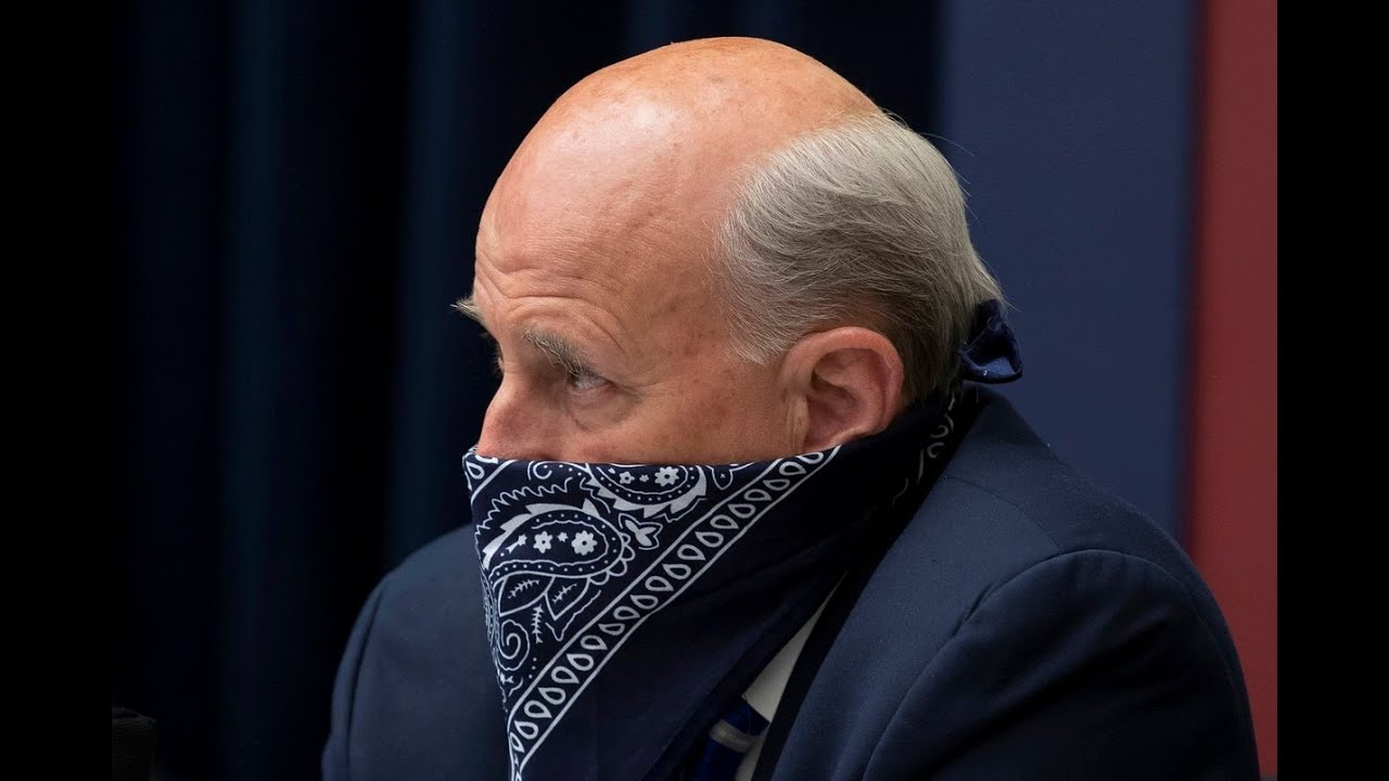 Rep. Louie Gohmert, GOP mask skeptic who now has covid-19, says ...