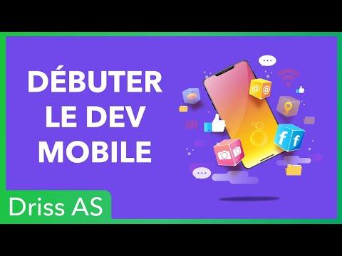 Par Où Commencer Dans Le Développement Mobile ? - Driss AS