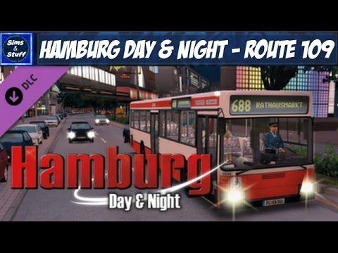 OMSI 2 - Hamburg Day & Night - Route 109