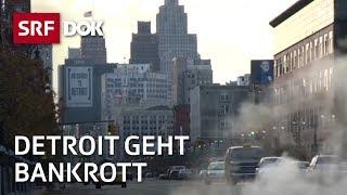 Überleben in der US-Bankrottstadt Detroit | Reportage | SRF DOK