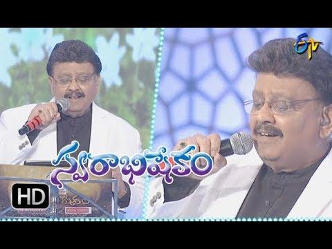 Mallelu Poose Song | SP Balu Performance | Swarabhishekam | 4th March 2018| ETV  Telugu