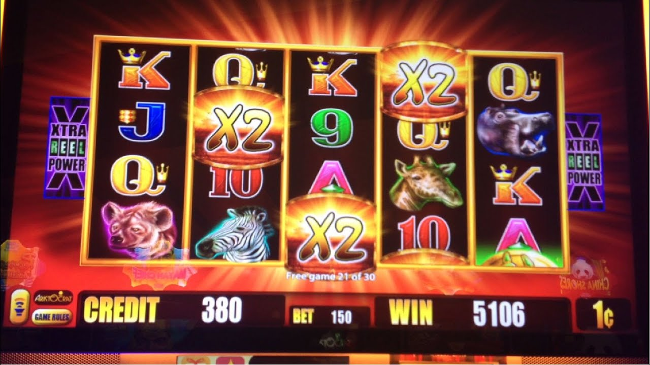 Sunset king slot online