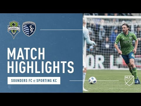 Highlights: Sporting Kansas City vs. Seattle Sounders FC | April 15, 2018