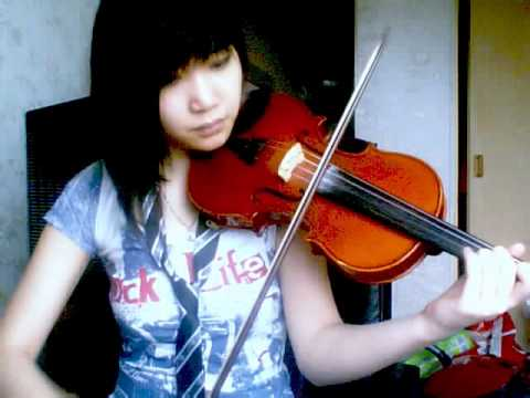 A Song of Storm and Fire [violin cover]