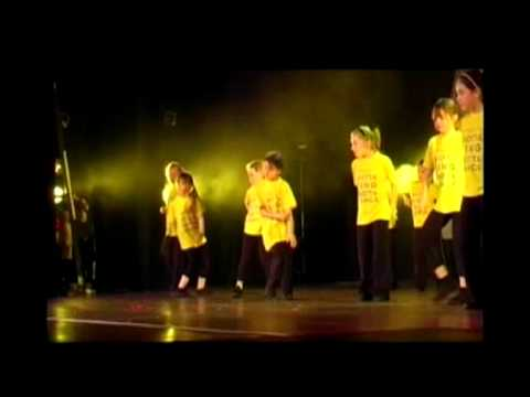 The Bournemouth Youth Theatre, Disney Parade.avi