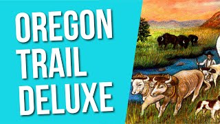 Oregon Trail Deluxe (1992) Longplay - No Commentary