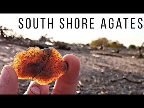 Lake Superior Beach Agates