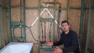 Installing Plumbing In A Tiny House