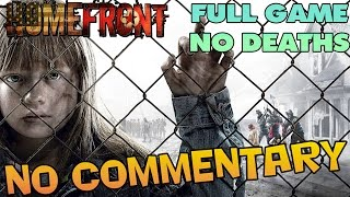 Homefront - Full Game Walkthrough  【No Commentary】