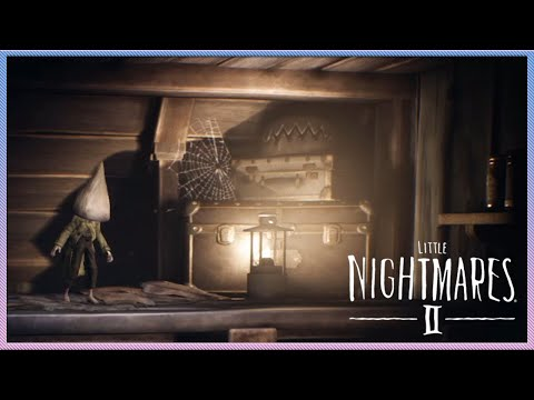 HOW TO ACCESS NOME'S ATTIC DLC | LITTLE NIGHTMARES 2 |