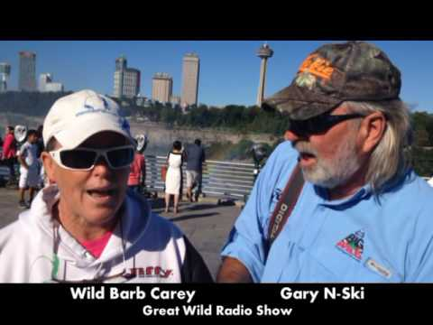 Thumbnail image for 'Wild Barb Carey and Gary N-Ski on the Niagara River'