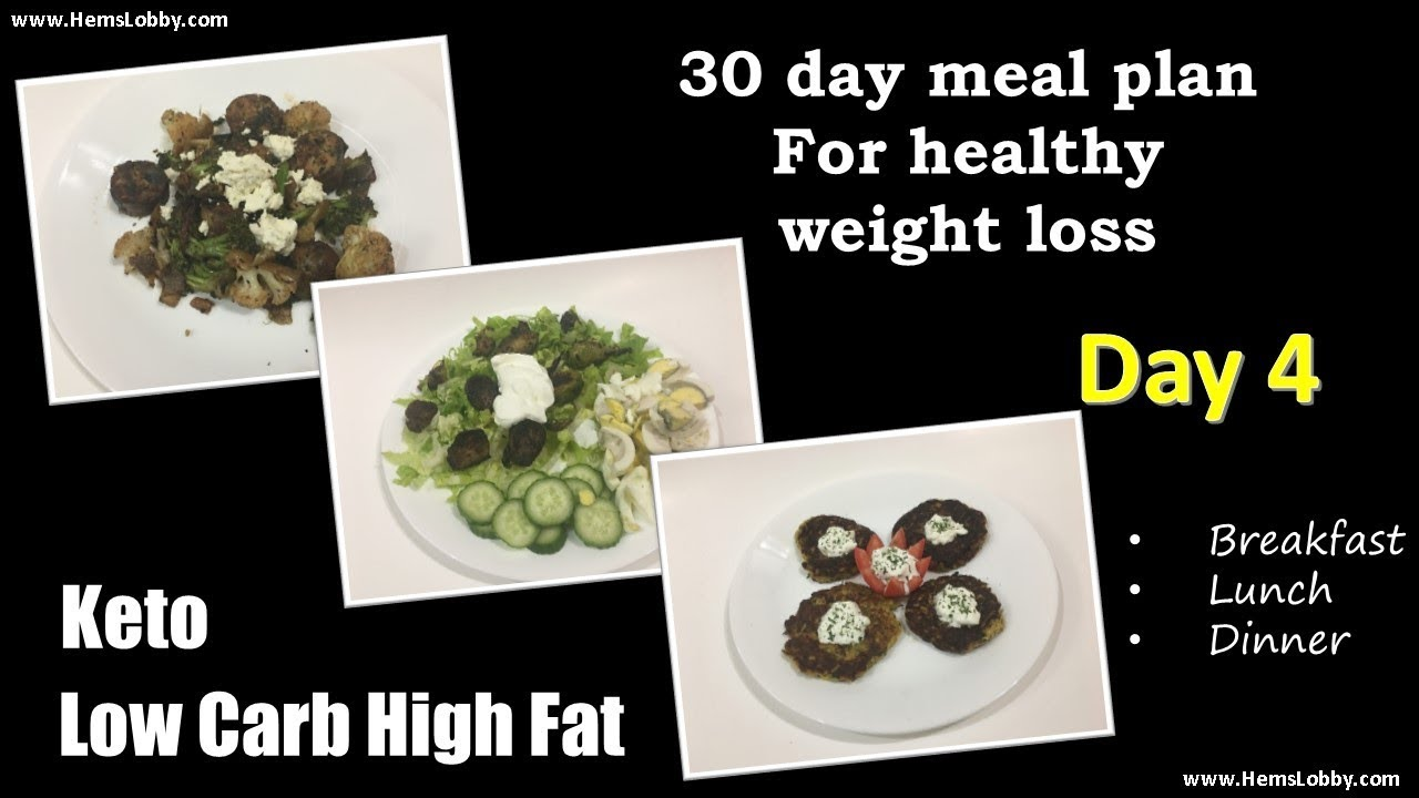 Day 4 - Indian LCHF Keto 30 days meal plan for healthy ...
