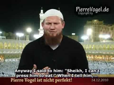 Sheikh Abu Ishak Al Heweny And A Lesson For Abu Hamza Pierre Vogel ( Funny Story)