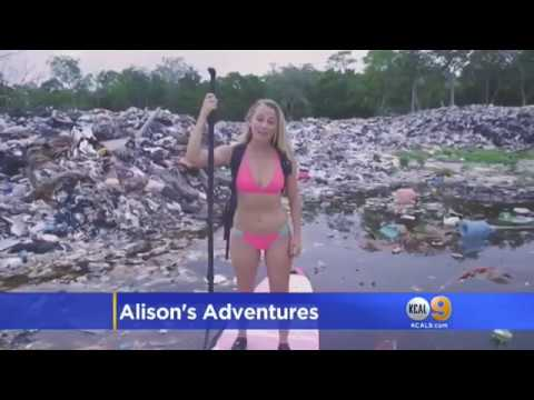 alison-teal-on-cbs-news---plastic-pollution-and-solutions