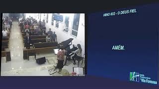 Culto Vespertino 19-01-2020