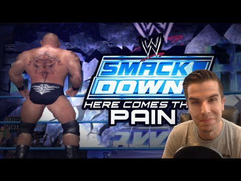 "WWE Smackdown Here Comes The Pain! ""BEST GAME EVER"" 