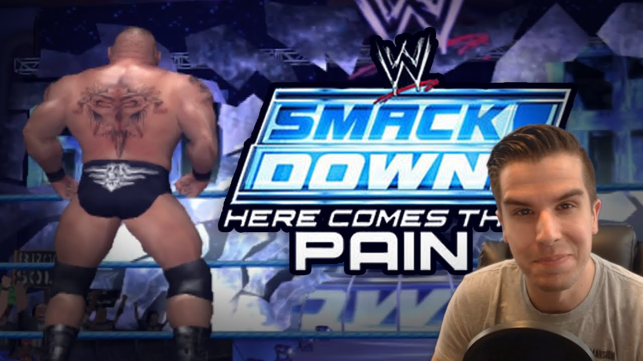 WWE SmackDown Here Comes The Pain - Roster