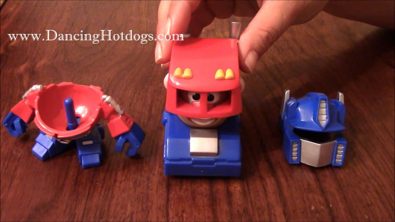 Playskool Potato Head Transformers Mixable Mashable