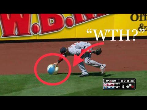 MLB WTH?? Moments ᴴᴰ