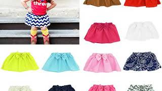 1 Years Old Baby Girls Kids Tutu Skirt Bow b7167a070845