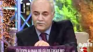 Nihat Hatipoglu - Ölüden, Rüyada Alinan Bilgiler Çikar mi.flv