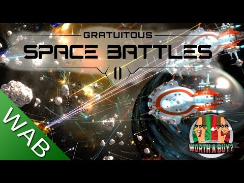 Gratuitous Space Battles 2 Review - Worth A Buy?