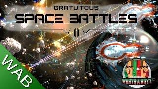 Gratuitous Space battles 2 Review - Worth a buy?