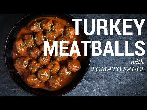 Turkey Meat With Tomato Sauce