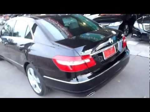BENZ E250 OPTION E500 2010 (Triple M usedcars)