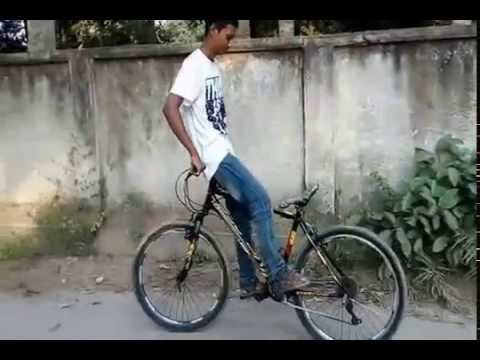 How can learn Cycle Stunts
