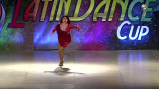 Giovana Morales, Peru, Salsa Soloist Amateur Lady Over 50, Final 2nd Place, WLDC 2016