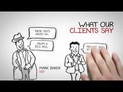 Corporate Whiteboard Animation Video on...