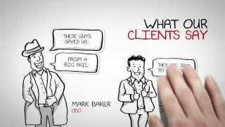 Corporate Whiteboard Animation Video on Fiverr