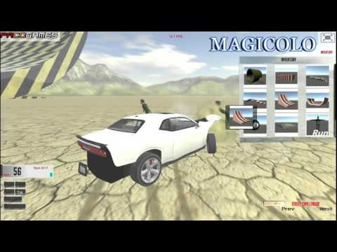 Scrap metal 2 3d car game by pacogame youtube