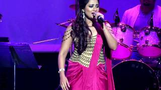 Hasi Ban Gaye :Movie Hamari Adhuri Kahani.First time stage recital by melodious Shreya Ghoshal