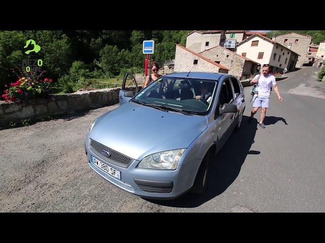Covoiturage, Rezo Pouce dans les Pyrénées Catalanes