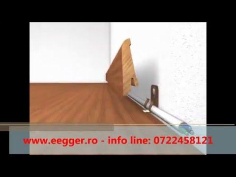Cum Se Monteaza Plinta Egger Youtube
