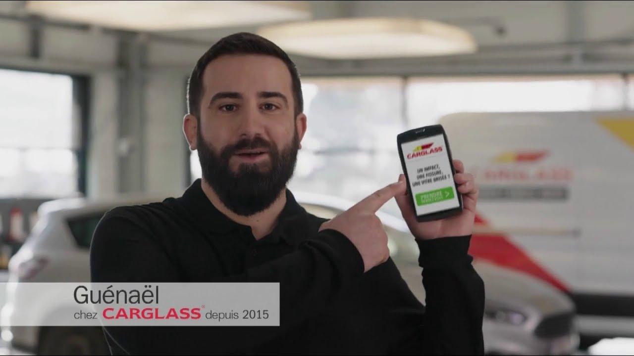 """Musique de la pub Carglass Guénaël – recalibrage caméra """"Carglass répare Carglass remplace""""  2021"""