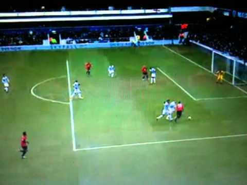 Rafael Da Silva Goal Vs QPR 23/02/2013