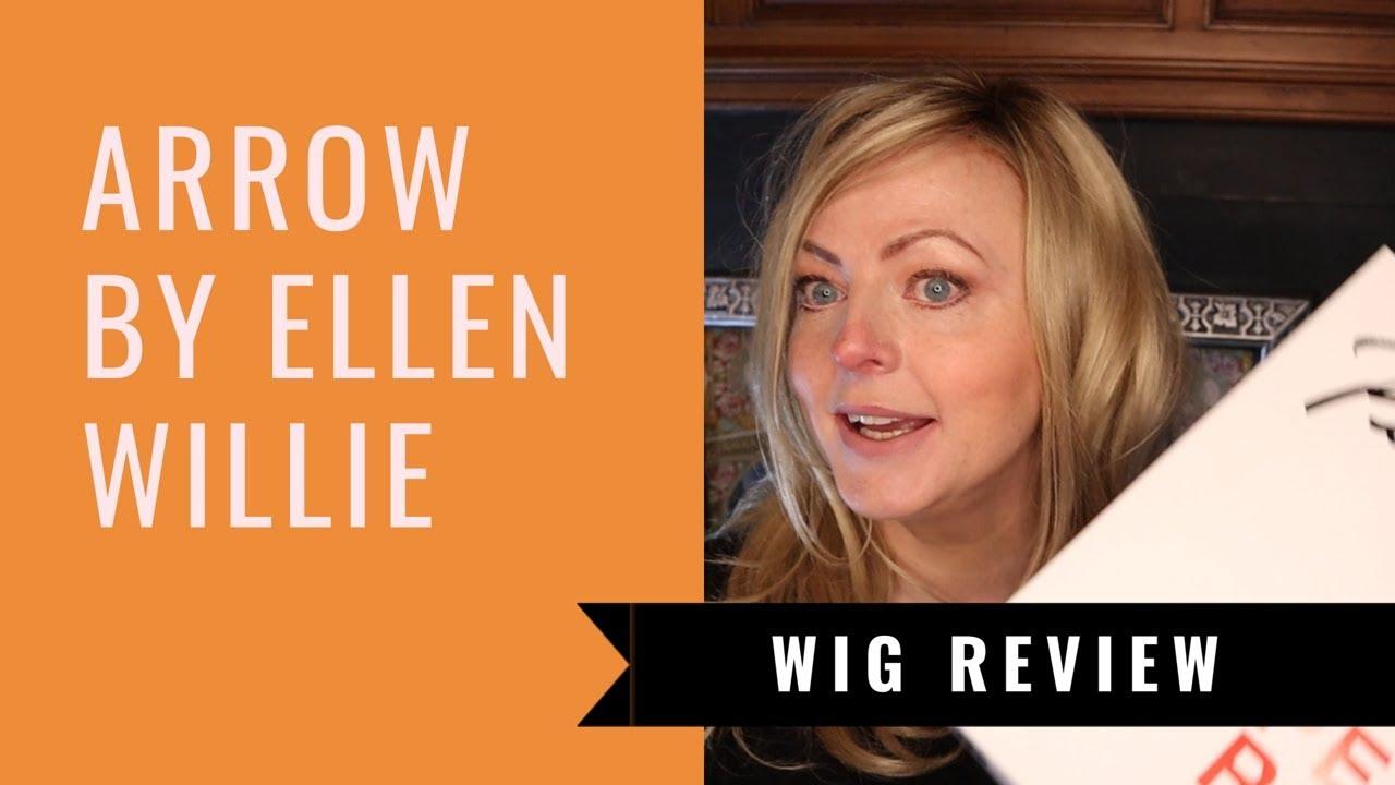 Arrow by Ellen Willie (Wig Review)