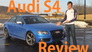 Audi S4 Review - Better Than the M3?