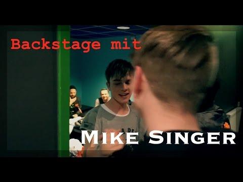 Backstage mit Mike Singer & Enyadres   TourVlog #1    Vincent Gross
