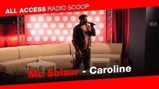 """MC Solaar interprète """"Caroline"""" dans ALL ACCESS sur Radio Scoop"""