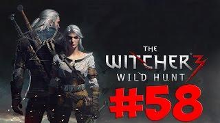 The Witcher 3 Wild Hunt. Прохождение. Часть 58 (Битва в Каэр Морхен) 60fps
