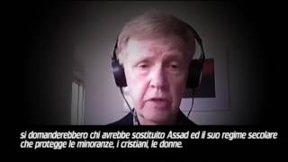 Ex Ambasciatore Britannico in Siria: CUI PRODEST?